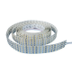 Ruban LED CLAREO Flexible 28,8W/m 4,8 mètres IP20 24V