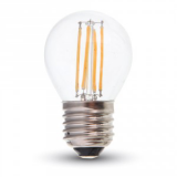 Ampoule LED V-TAC FILAMENT 4W E27 VARIABLE VT-1980
