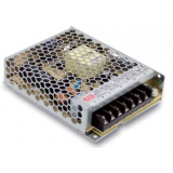 Driver Meanwell 24VDC IP 20 100W - LRS-100-24