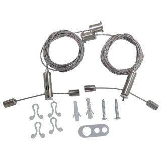 Kit suspension pour LineLED 110x70