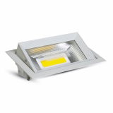 Downlight LED orientable V-TAC Rectangulaire 30W VT-2930