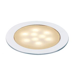 Encastré de sol SLV SLIM LIGHT LED encastré, alu anodisé, 0,5W, LED