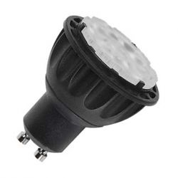 Spot LED GU10 SLV 51mm, QPAR51, variable , IRC90, noir